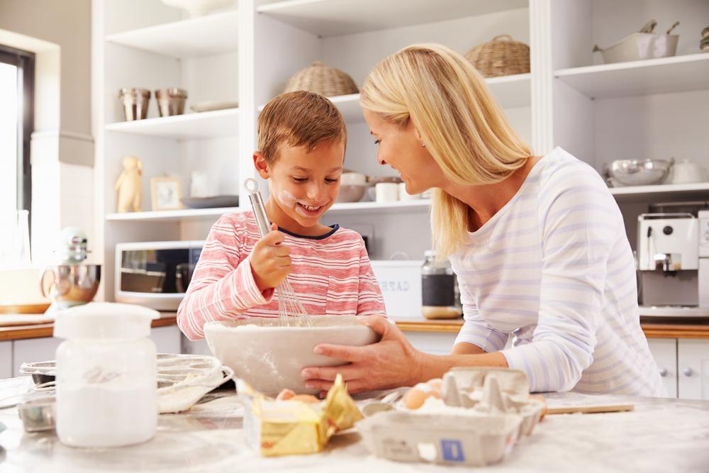 5 Ways to Teach Kids Kitchen Skills