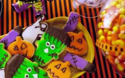 Best Halloween Treats and Sweets for Your Monster Bash!