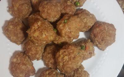 Cauliflower Medley Meatballs