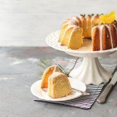 Jen's Lemon Classic Creme Cake