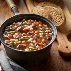 Lazy Day Beef Soup