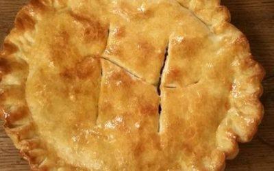 Nikki's Chicken Pot Pie