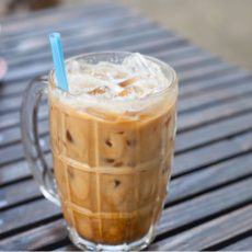 Superfood Iced Coffee