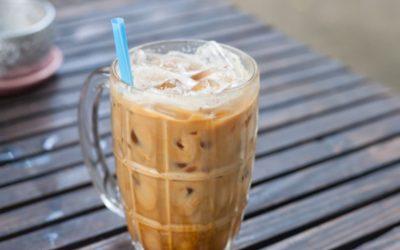 Superfood Iced Coffee