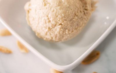 PB Coconut Bliss Nice Cream
