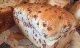 Jamie's Cinnamon Chip Bread