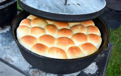3 Easy Dutch Oven Bread Recipes