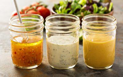 5 Favorite Homemade Salad Dressings