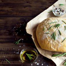 instant pot no knead bread