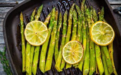 Sauteed Asparagus with Lemon