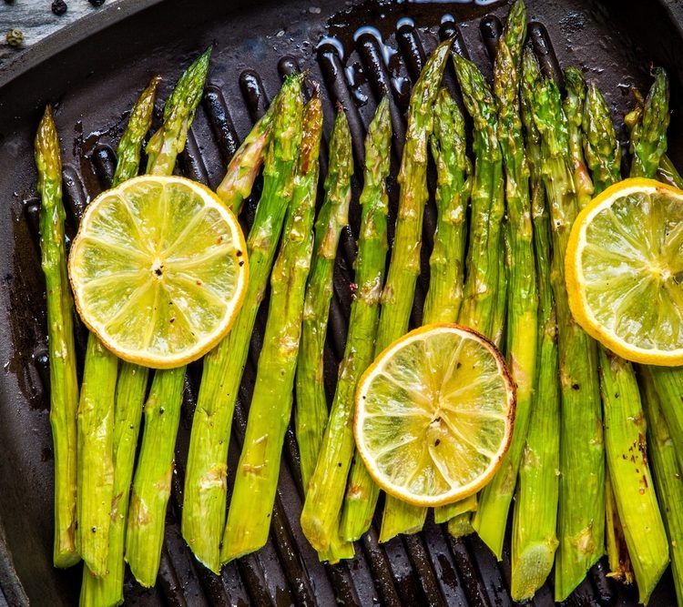 Lemon Asparagus