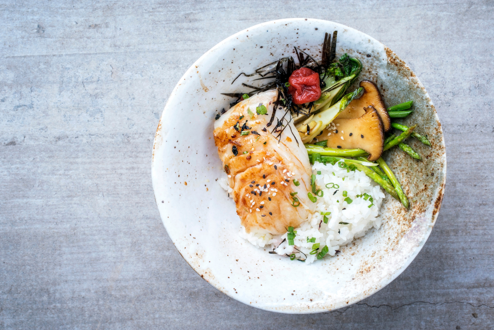 Asian Sesame Cod Alisons Pantry Delicious Living Blog