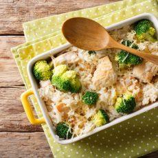 broccoli and rice casserole