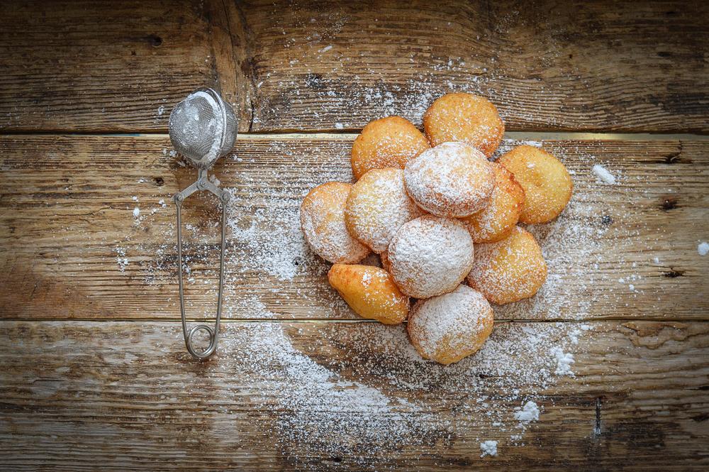 pancake donut holes