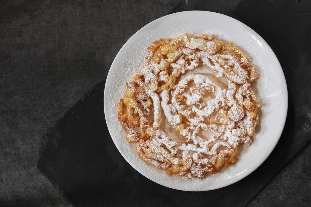 pancake funnel cake