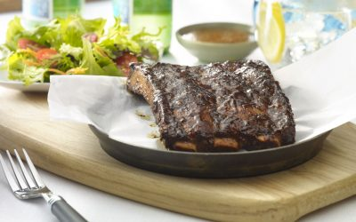 Maple Espresso Ribs