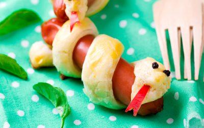 hot dog snakes