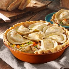 Pierogy Pot Pie