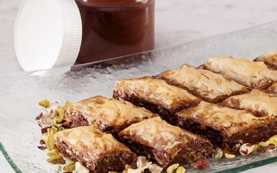 Nutella Baklava