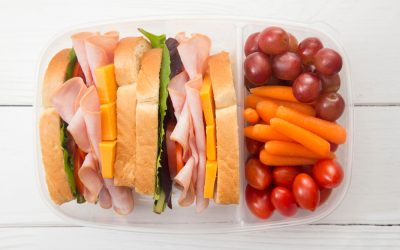 3 Sandwiches to Pack for School Lunch