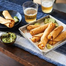 The Ultimate Fish Stick Taquitos