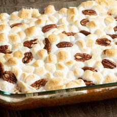 classic sweet potato casserole2