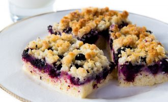 berry pie bars