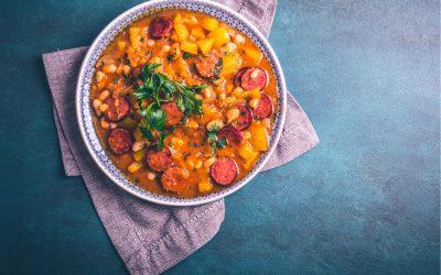 crock pot sausage chowder
