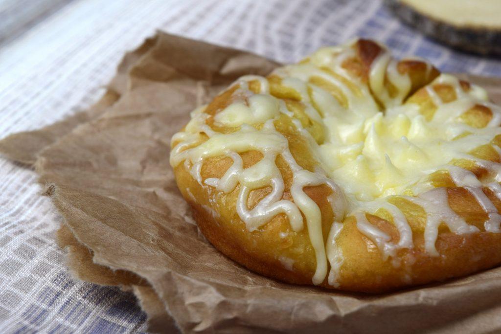 Easy True Lemon Cheese Danish