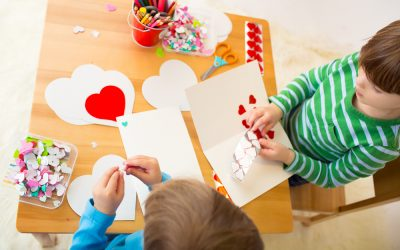 Easy DIY Valentines Ideas for Kids