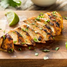 Easy Cilantro Lime Marinade