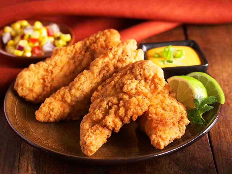 foster farms chicken tenderloin fritters
