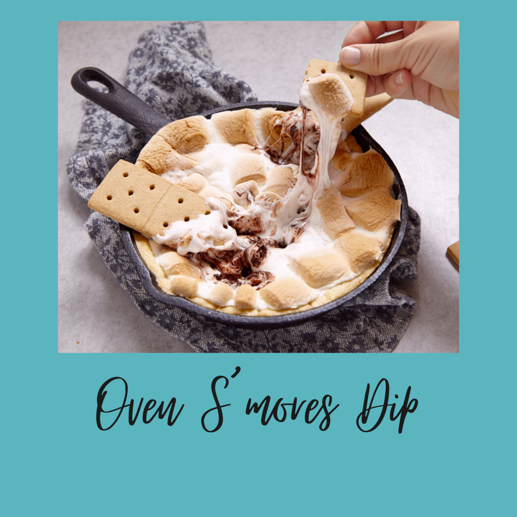 Oven S'mores Dip2