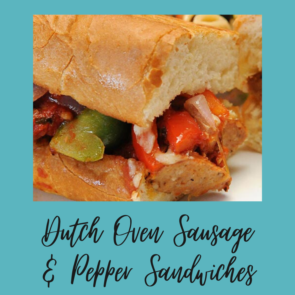 dutch oven sandwich