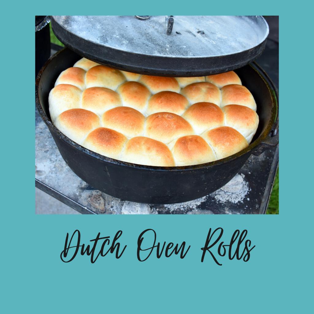 dutch oven rolls