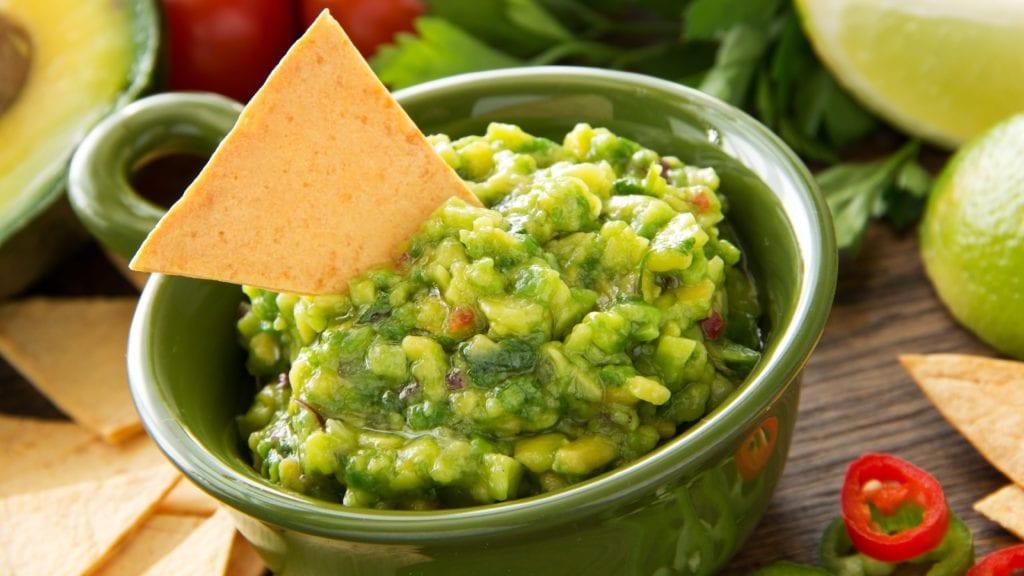 Tomatillo and Avocado Salsa