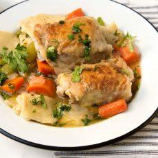 Chicken & Dumpling Stew