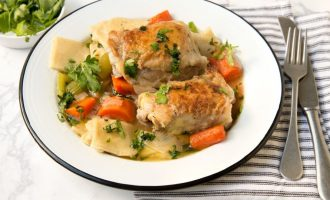 Chicken & Dumpling Stew