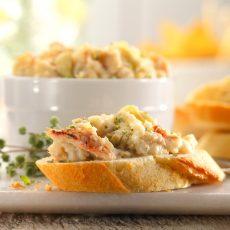 Buttery Crab & Artichoke Dip