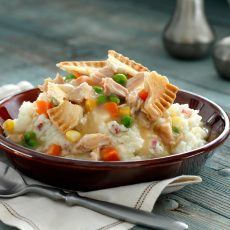 Mashed Potato Pot Pie