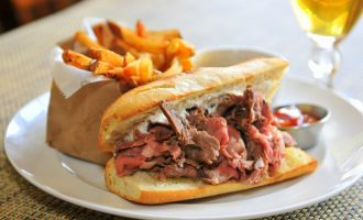 classic french dip