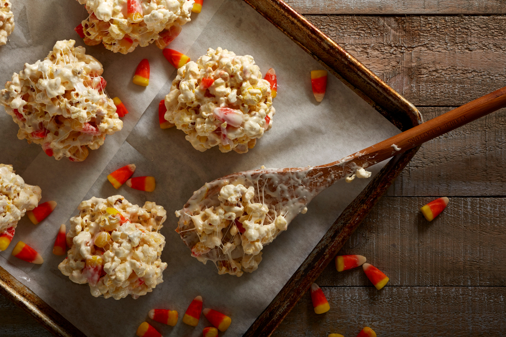 2 Candy Corn Recipes for Halloween