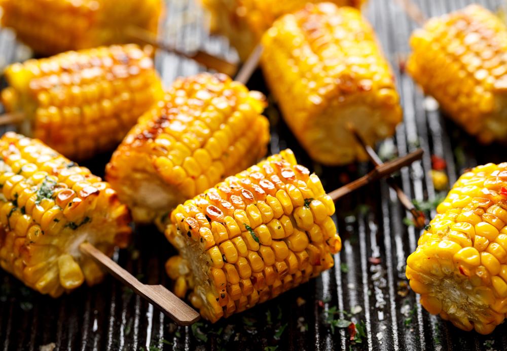 Roasted Mini Corn on the Cob