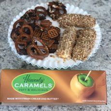 anna syme caramel block