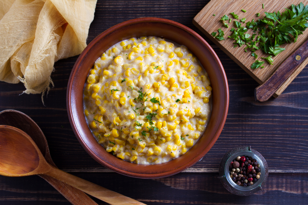 Slow Cooker Creamed Corn