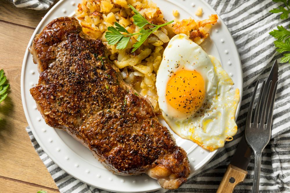 Steak & Egg Breakfast