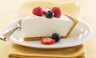 Berry Lemonade Cheesecake
