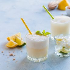 Monin Coconut Limeade
