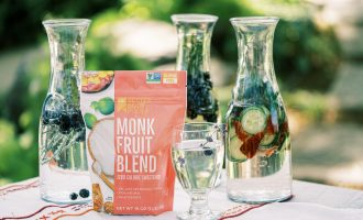 Monk Fruit Sparkler