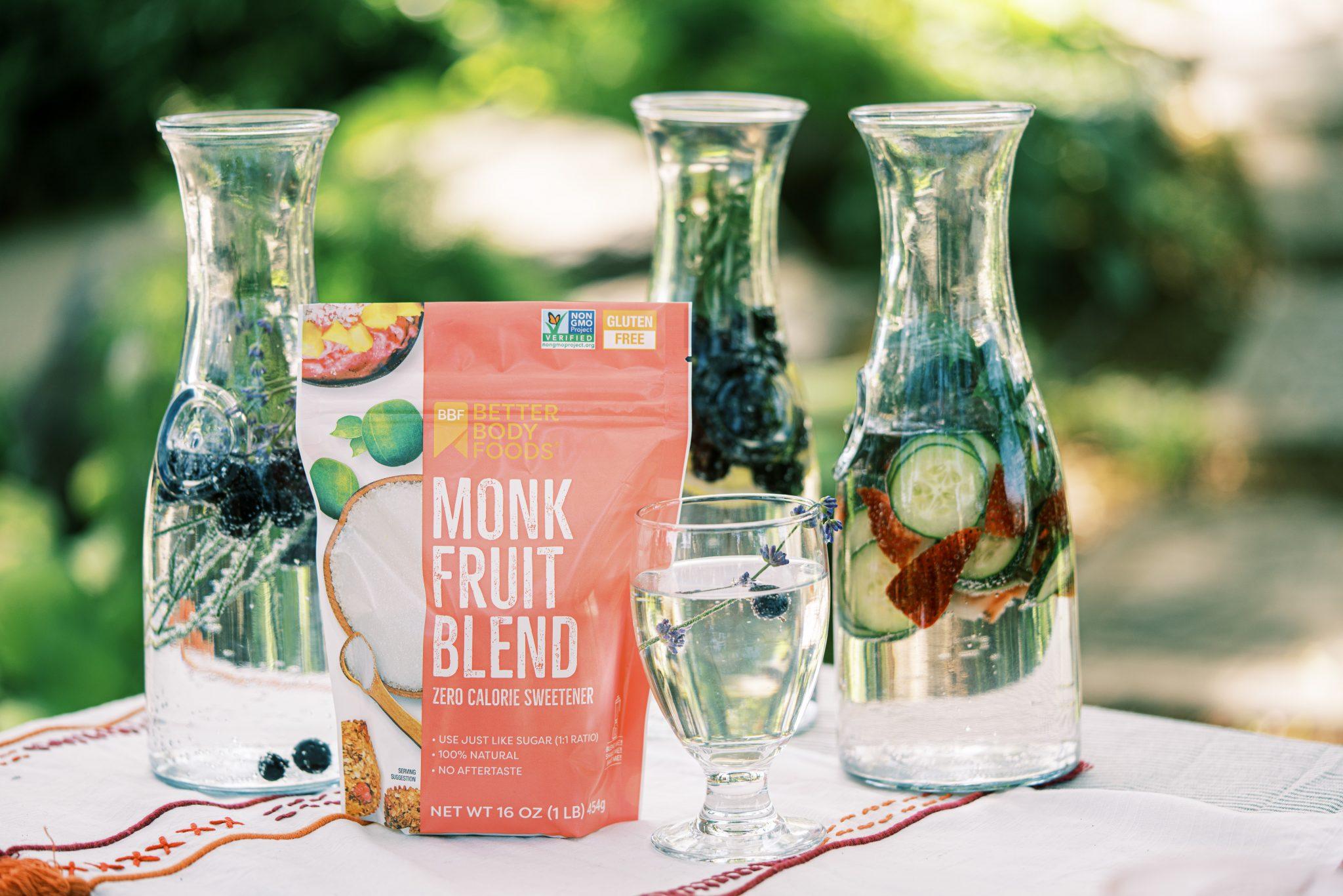 Monk Fruit Sparkler